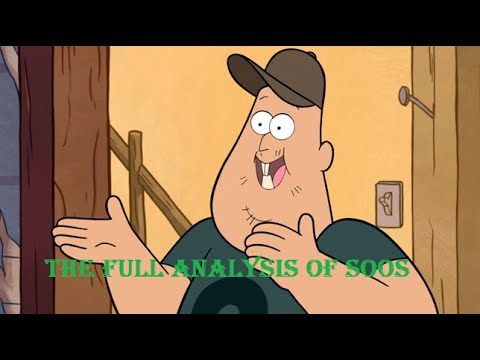 Gravity Falls: The Full Analysis of Soos Ramirez!