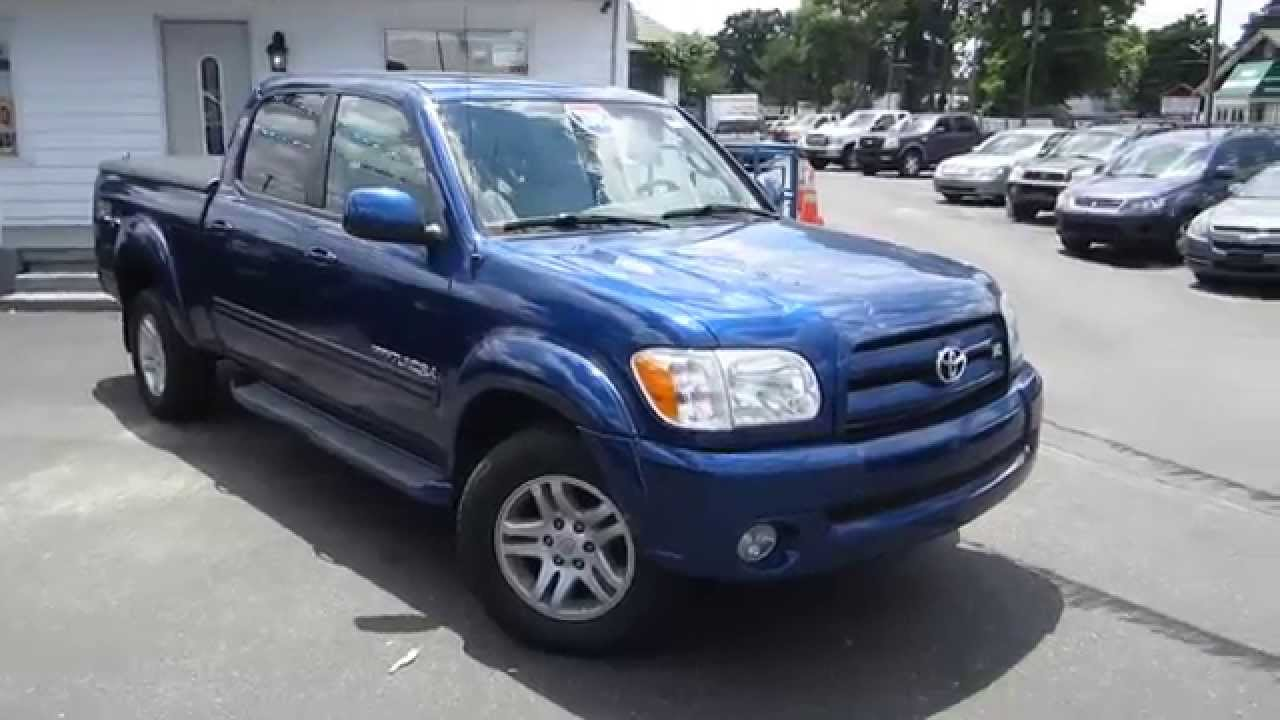 2005 toyota tundra limited 4 7l v8 startup engine full tour overview youtube. Black Bedroom Furniture Sets. Home Design Ideas