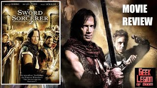 TALES OF AN ANCIENT EMPIRE aka SWORD & THE SORCERER 2 ( 2010 ) Fantasy Movie Review