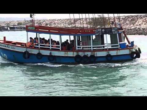 Baot trip at banphe rayong part1