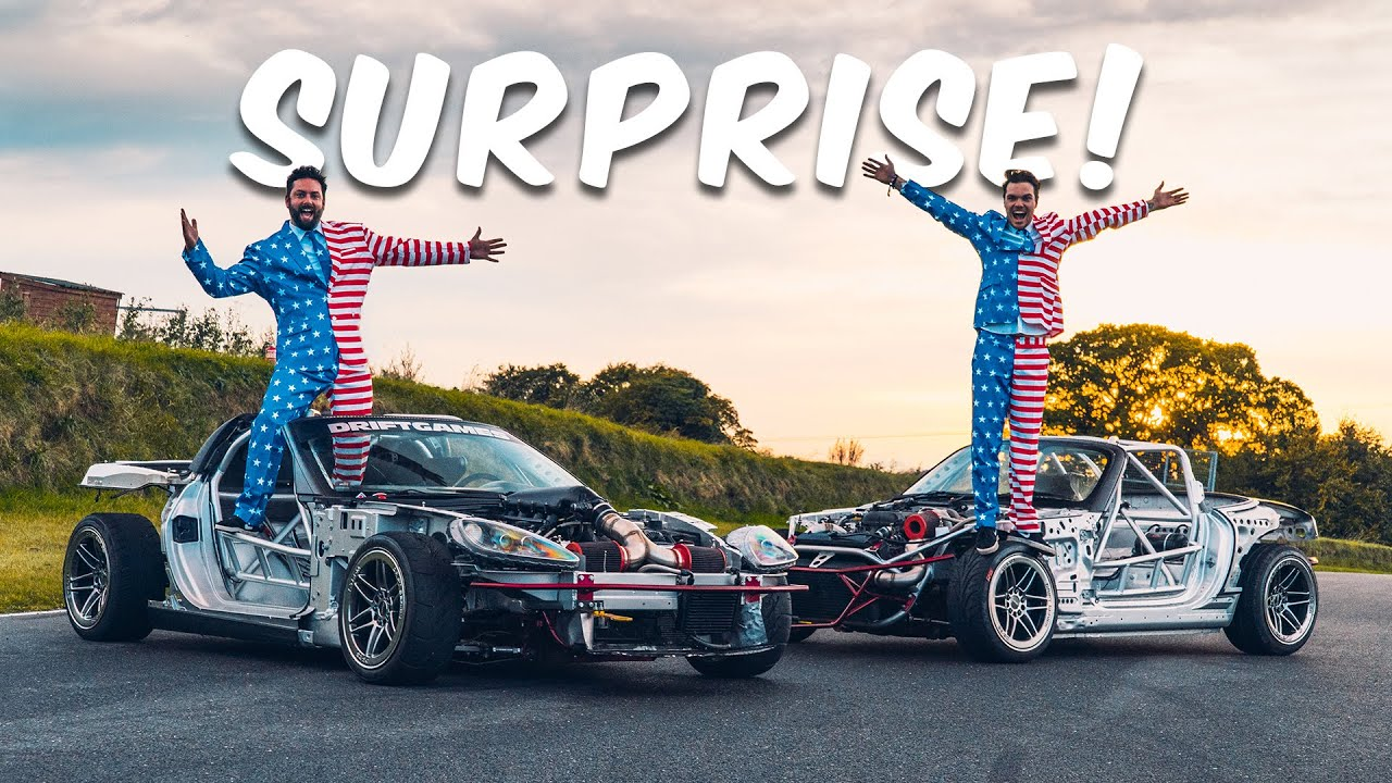 Drift Games are going to the USA! But why?