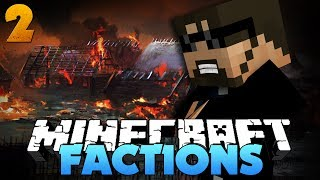 Minecraft Factions 2 - ALL YOUR BASE ARE BELONG TO ME (Modded Factions)