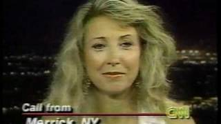 Larry King Live with guest Teri Garr