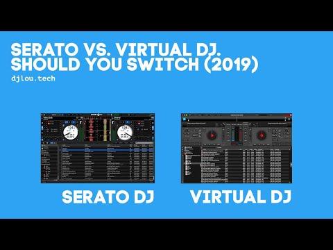 Serato vs  Virtual DJ  Should you switch? - Paris Creative
