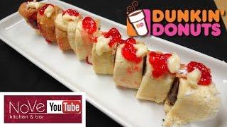 Will It Sushi? - Dunkin' Donuts