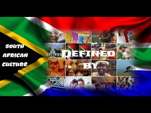South Africa culture