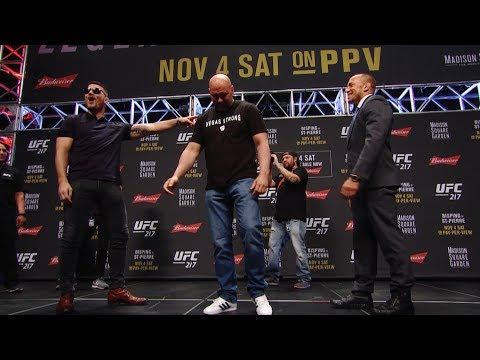 UFC 217: Inside the Octagon - Bisping vs St-Pierre