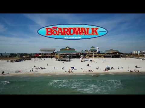 The Boardwalk, Okaloosa Island