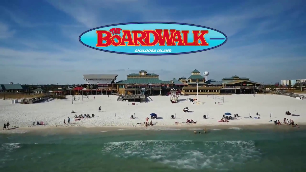 The Boardwalk Okaloosa Island