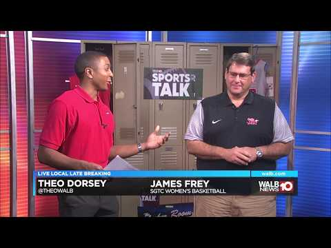 Sports Talk with Theo Dorsey ft. SGTC's James Frey