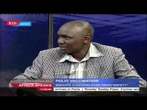 Africa Speaks Interview 1st August 2015 Kenyan Bishops refute Polio Vaccine
