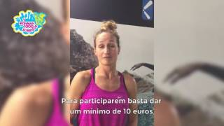 Katarina Larsson - 1 Ironman por 1000 Sorrisos