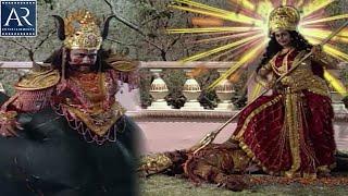महिषासुर वध संपूर्ण कथा | माँ शेरवाली ने कैसे किया महिषासुर का वध | महिषासुर मर्दिनी