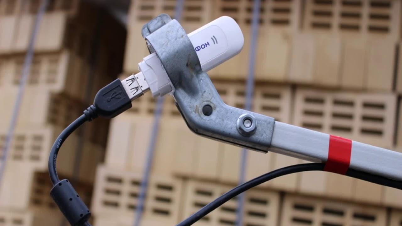 Как сделать антенну к модему своими руками 976