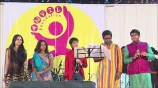 Nirvesh Dave and Swar Music Navaratri 14