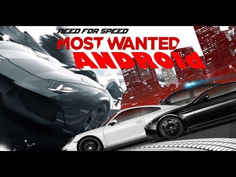 Как установить Need For Speed Most Wanted на Андроид Телефон? NFS MOST WANTED 2005 НА АНДРОИД