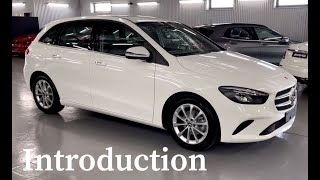 Mercedes-Benz B180 Introductio…