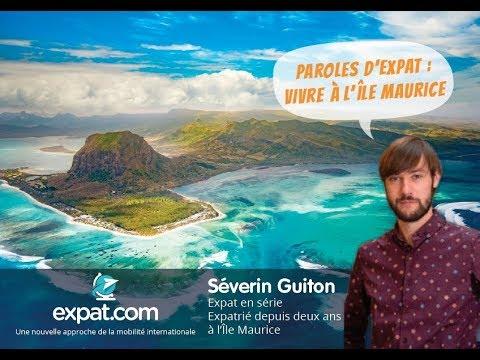 Parole d'expat :  Vivre à l'île Maurice