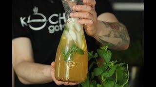 Jak zrobić domową lemoniadę?