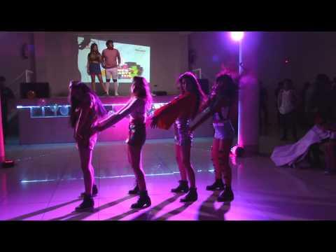 "BLACKPINK (블랙핑크) ""Boombayah / As if it's your last"" - Dark Pink Dance Group"