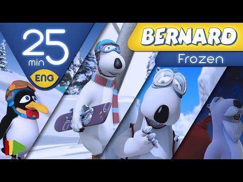 Bernard Bear | Frozen | 25 minutes