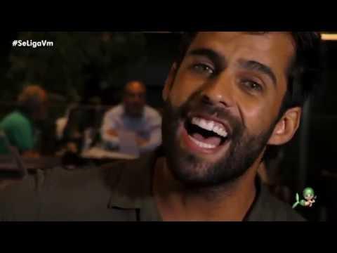 Felipe Alcântara mostra novidades da carreira em conversa com Daniel Viana   TV Verdes Mar
