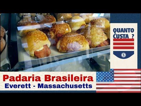Padaria Brasileira em Everett - Massachusetts