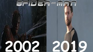 Spider-Man (2002) Cast: Then And Now ★2019★