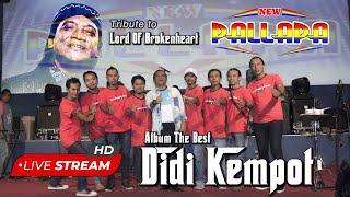 12 Lagu Didi Kempot full Album - New Pallapa - Live Streaming