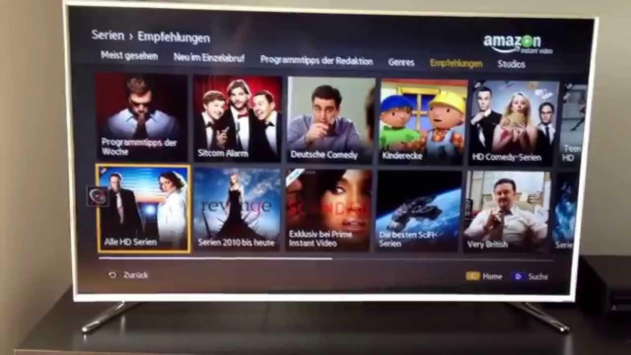 Amazon Prime Video Deutsch