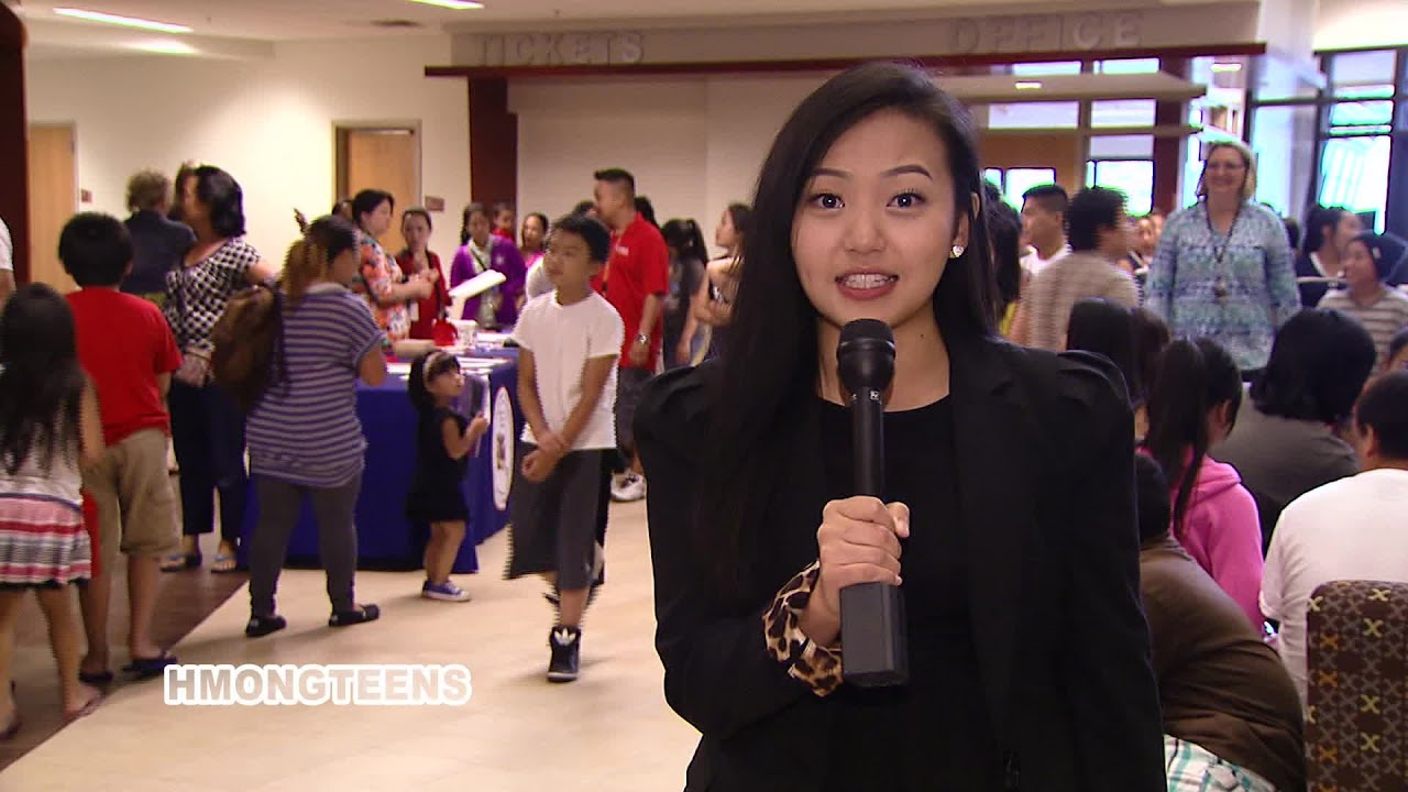 3HMONGTV HMONGTEENS [HD]:Hmong College Prep Family Free Pho & Open House Night.