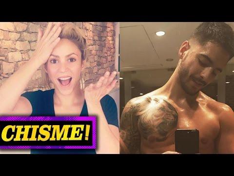 Shakira Espera 3er Bebé, Foto Comprometedora de Maluma con Un Hombre Se Filtra!?