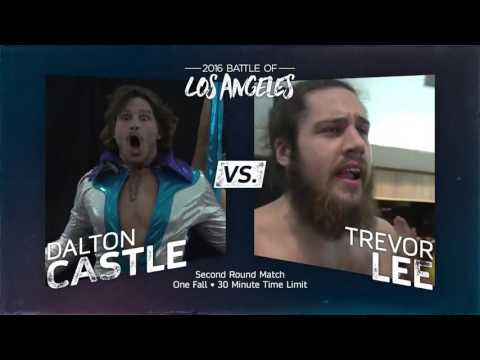 PWG - BOLA 2016 All Stages