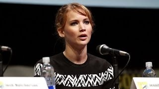 Jennifer Lawrence Says Nude Photo Hack Was A 'Sex Crime' In Vanity Fair Interview!!!