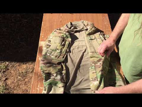 US Army Combat Shirt By Massif