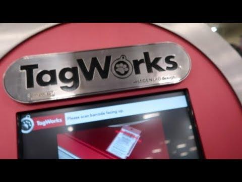 How to Make Dog Tags on a TagWorks Machine.