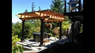 Western Red Cedar Timbers And Beams