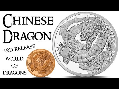 World of Dragons - The Chinese Dragon Round (3rd Release)