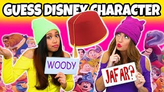 Guess the Disney Character by the Hat. How Many Disney Characters Did You Guess Right? Totally TV.