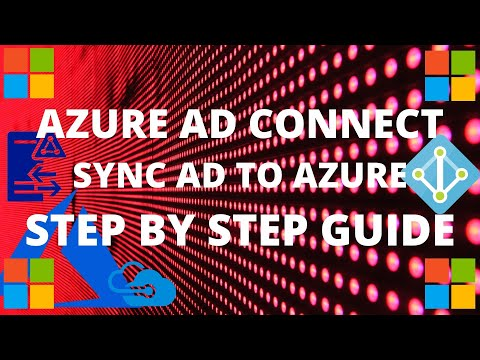 Azure AD Connect | Active Directory | Domain Sync For Hybrid, Office 365, WVD