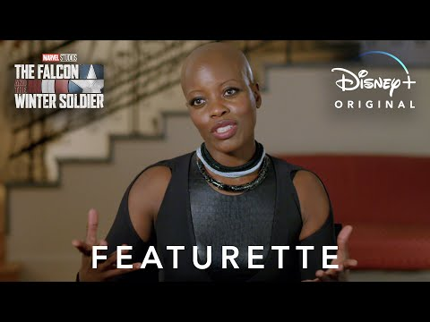 Disney+ | The Falcon and The Winter Soldier | Wakandans Featurette