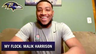 My Flock: Malik Harrison | Baltimore Ravens