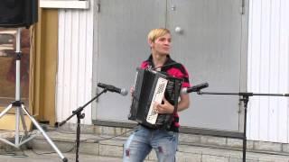 НЕСИ ДОБРО! - IV 20 Попурри на баяне в исполнении Михаила Пригожина