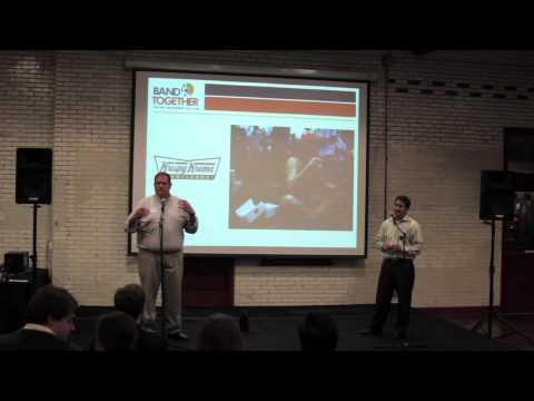 IEI Discovery Forum: Danny Rosin and Matt Strickland