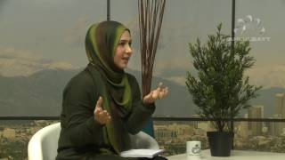 Interviewed by ABTV; on being a Muslim & female journalist, Noor Tagouri, Playboy & Hijab