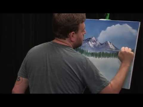 Painting Mountains and Trees (The Salem Painter   Ep 01)