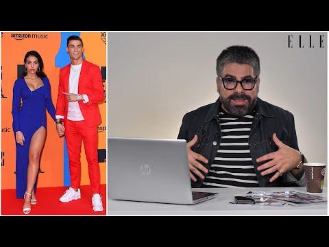 Maurice Munteanu comentează ținutele purtate de artiști la MTV Europe Music Awards