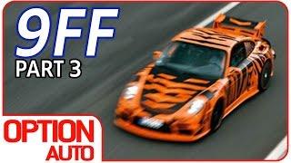 Test Drive Porsche 9ff GTurbo 1200 Part 3 (Option Auto)