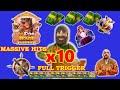 Online Slots bonus compilation I may be dreaming 10X on big bass bonanza great slot session!!!