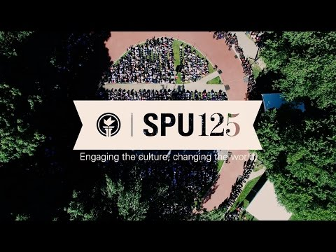 Celebrating 125 Years at SPU